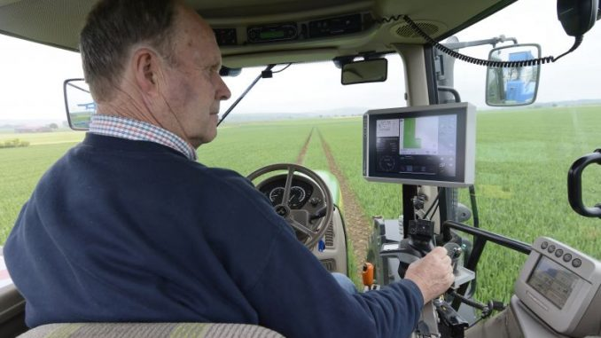 Smart Farming ist nicht aufzuhalten - Foto: landpixel