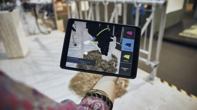 """ErlebnisTour """"Landwirtschaft"""" auf dem Maschseefest - Foto: Forum Moderne Landwirtschaft"""
