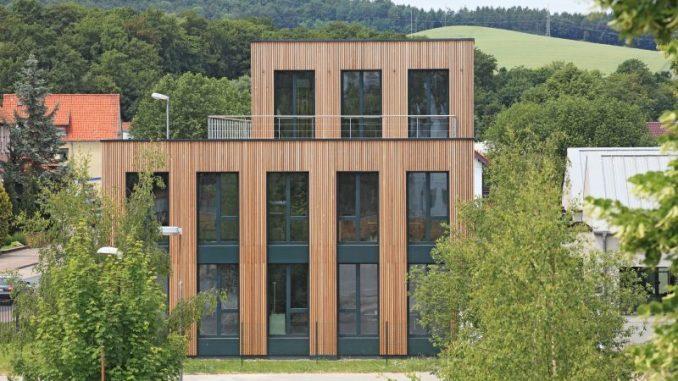 Innovativ Bauen mit Holz - Foto: Carsten Janssen