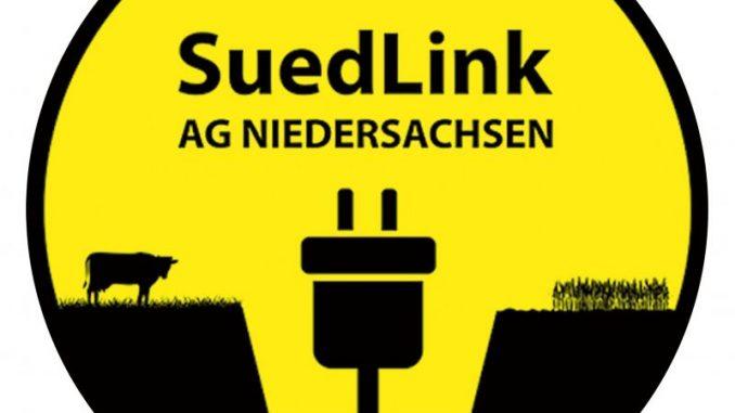 Suedlink heizt ein - Bauern setzen Zeichen -