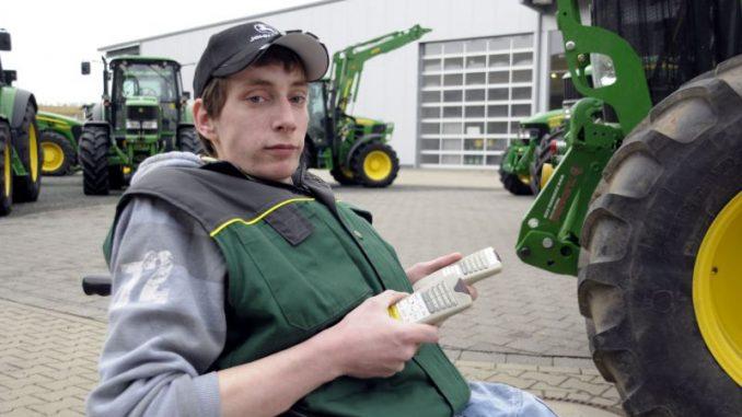 Als WWerker in der Landwirtschaft arbeiten - Foto: landpixel