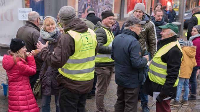 Miteinander reden statt pauschale (Vor-) Urteile fällen - Foto: Landvolk Celle