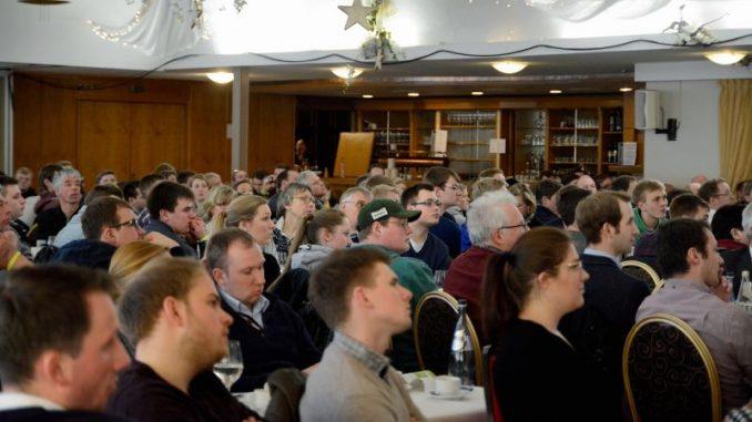 Junglandwirte wollen Weiter denken - Foto: Landvolk