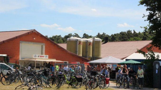 Bauern bieten Radlern vielfältiges Programm - Foto: Landvolk