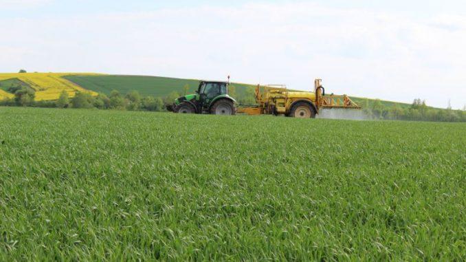 Landwirte informieren zu Pflanzenschutz - Foto: Landvolk