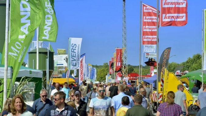 Tarmstedter Ausstellung ist nah an den Landwirten - GMC Marketing GmbH