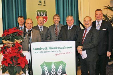 Landwirte haben den Markt im Blick - Foto: Werner Gantz