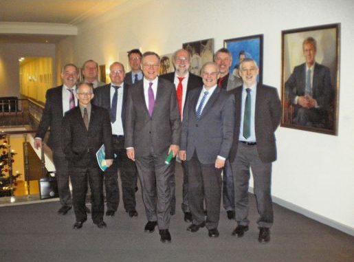 Landvolkspitze sprach mit Ministerpräsident Stephan Weil -