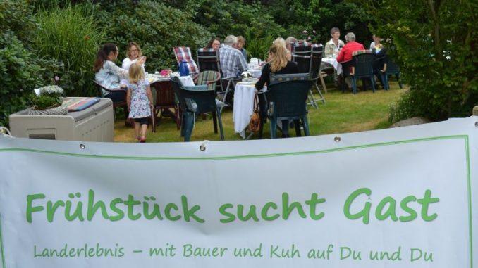 Höfe laden wieder zu Frühstück sucht Gast ein - Foto: Maren Ziegler