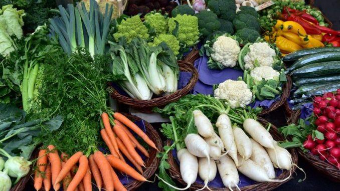 Große Vielfalt in der Gemüsetheke - Foto: pixabay
