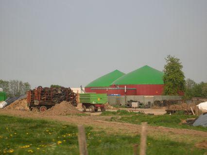 Biogasanlagen besser als ihr Ruf -