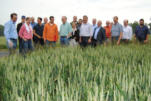 Getreiderundfahrt - Getreiderundfahrt 2013