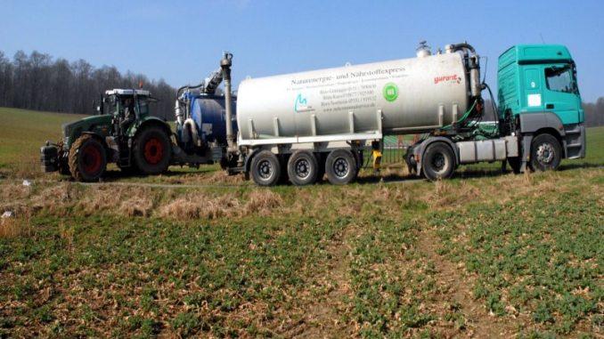 Land will besseren Überblick über Nährstoffströme -