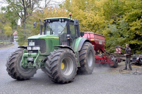 Weniger Agrarsubventionen - Foto: landpixel