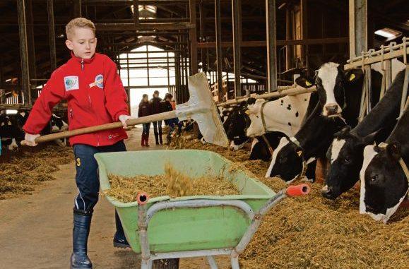 Bauernhof statt Schule - Foto: Landvolk Diepholz