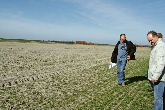 Landwirte wieder mehr mit einbinden - Foto: Kahnt-RAlle