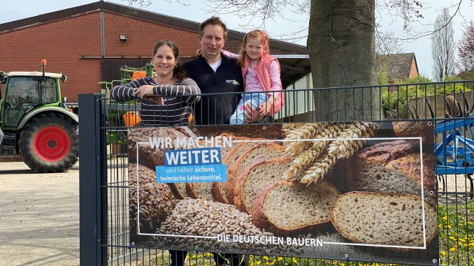 Familie Wohlenberg aus Gadenstedt bei Peine
