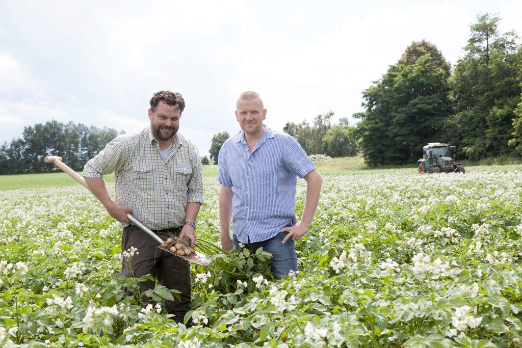 Carsten Bauck und Rouven Bremer
