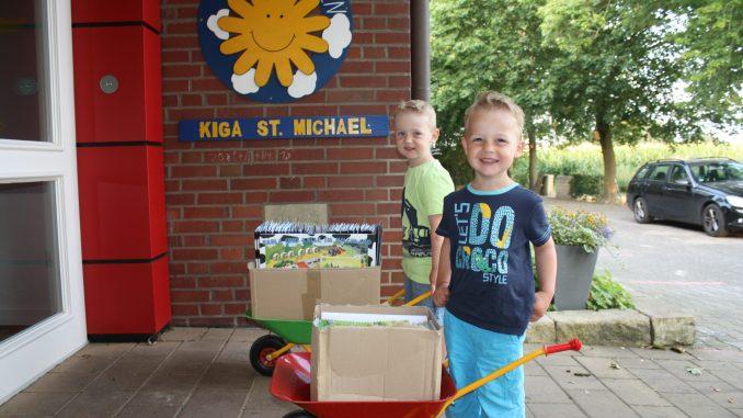 Kindergarten Milchland Niedersachsen Milch Kinder