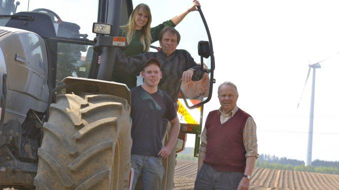 Familie Landwirtschaft