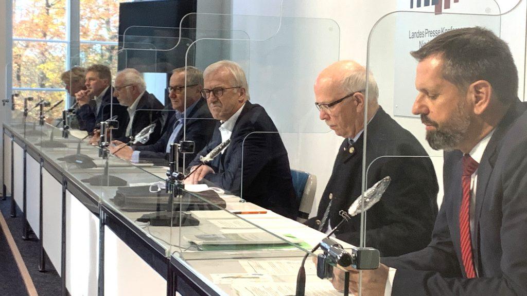 Landespressekonferenz Niedersächsischer Weg