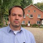 Landvolk-Vizepräsident Jörn Ehlers