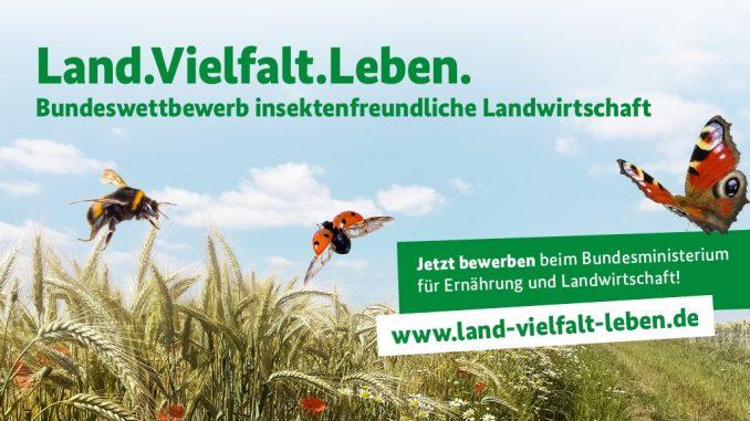 """Bundeswettbewerb """"Land.Vielfalt.Leben"""""""
