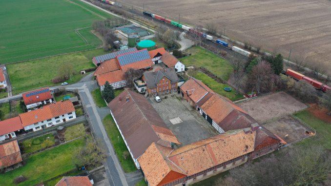 Landwirtschaftliocher Betrieb, Bauernhof