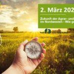 Ankündigung Zukunft der Agrar- und Ernährungsbranche im Nordwesten