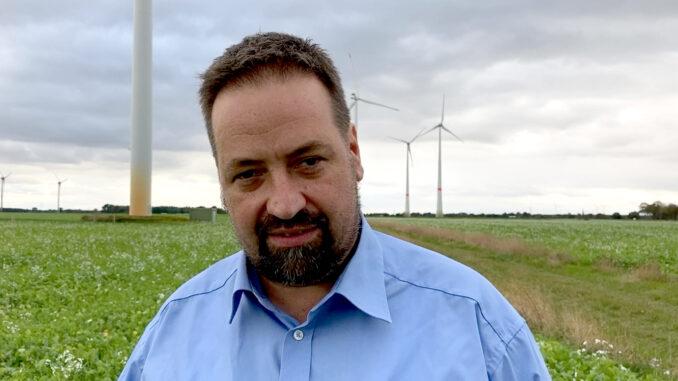 Landvolkpräsident Dr. Holger Hennies