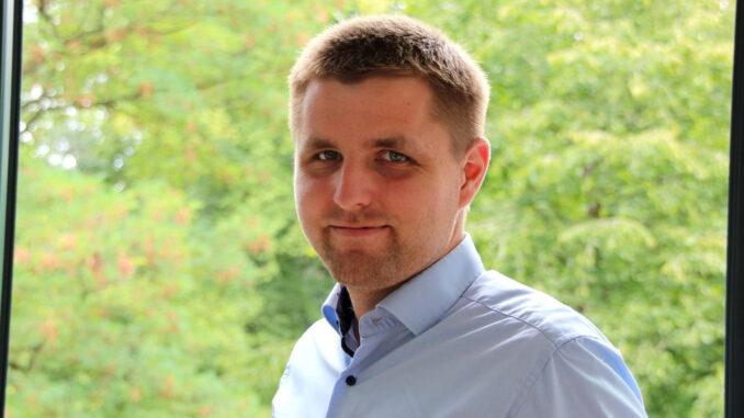 Henrik Brunkhorst, Vorsitzender der Junglandwirte Niedersachsen