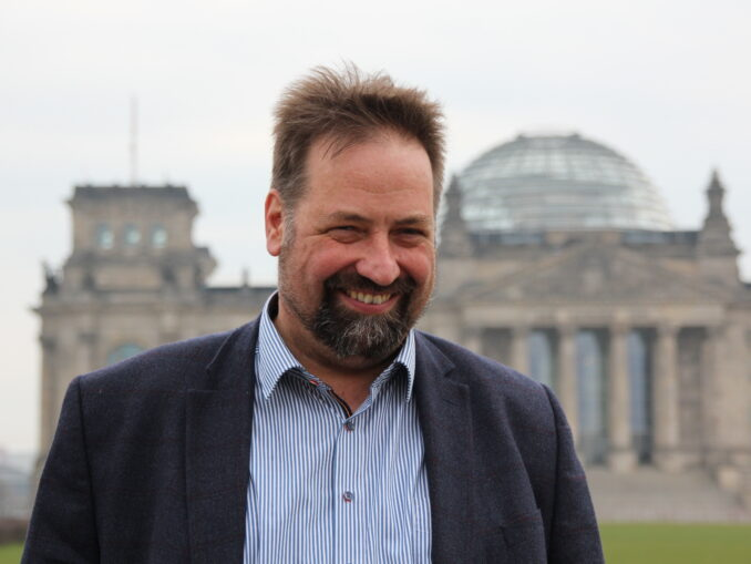 Landvolk-Präsident Dr. Holger Hennies