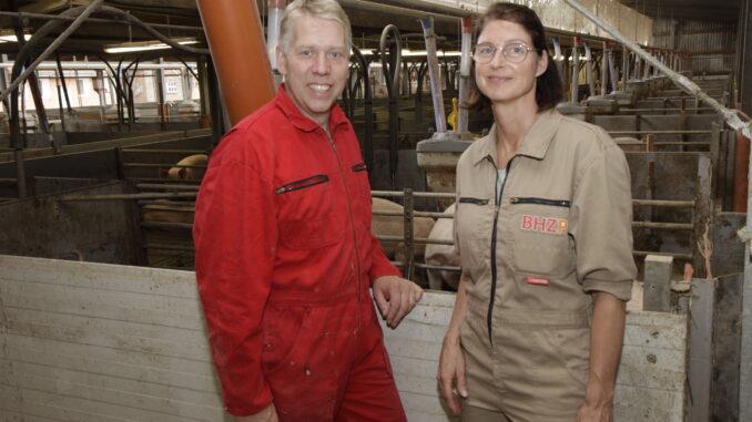 Kerstin und Torsten Deye aus Haschenbrok