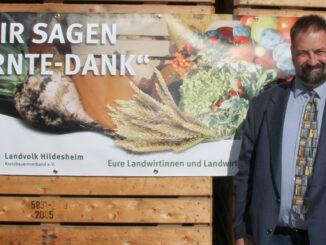 Landvolkpräsident Dr. Holger Hennies.